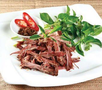 Bò cỏ một nắng Phú Yên