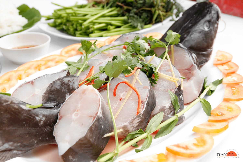 Cá lăng nấu măng chua