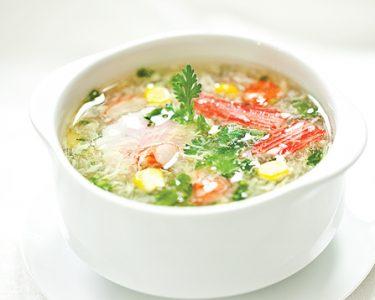 Soup hải sản